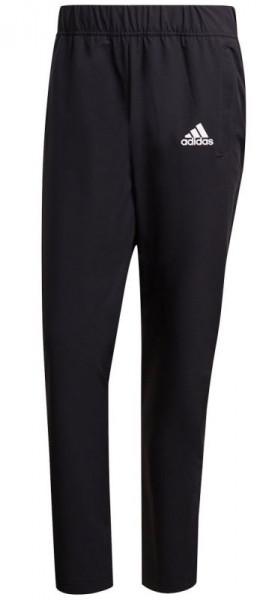 Męskie spodnie tenisowe Adidas Stretch Woven Primeblue Pants M - black/white