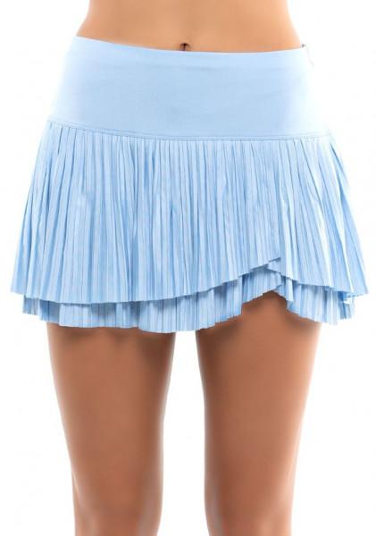 Naiste tenniseseelik Lucky in Love Going Wild Long Effortless Pleated Skirt Women - cloud