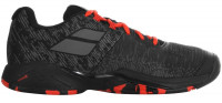 Teniso batai vyrams Babolat Propulse Blast All Court Men - black/tomato red