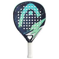 Padelireket Head Flash - green/blue