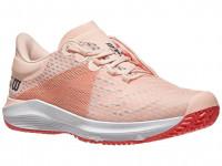 Damskie buty tenisowe Wilson Kaos 3.0 W - tropical peach/white/cayenne