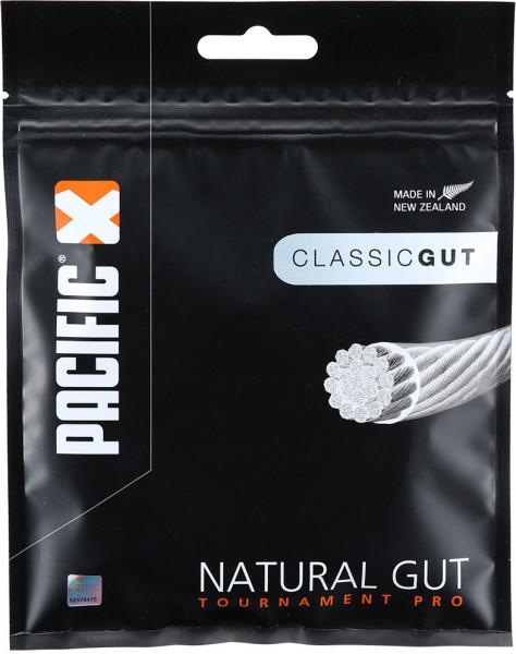 Tenisa stīgas Pacific Classic Natural Gut (12 m)