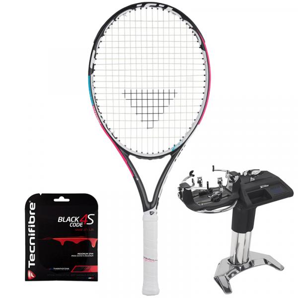 Rakieta tenisowa Tecnifibre T-Rebound Tempo2 260 PowerLite + naciąg + usługa serwisowa