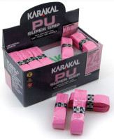 Grip - replacement Karakal PU Super Grip (1 szt.) - pink