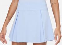 Teniso sijonas moterims Nike Club Regular Tennis Skirt W - aluminum/aluminum