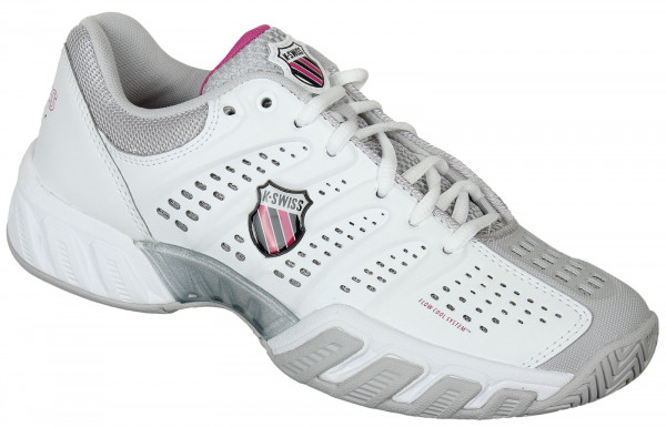 K-Swiss Big Shot Light - white/gull grey