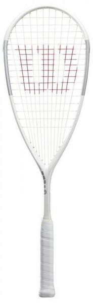 Rakieta do squasha Wilson Tempest Lite - white/silver