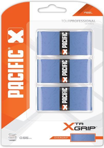 Liimlindid ülemähkimiseks Pacific XTR Grip blue 3P