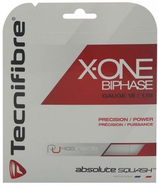 Skvošo stygos Tecnifibre X-One Biphase (9,7 m) - natural