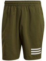 Adidas Club 3-Stripes Short M - wild pine/white
