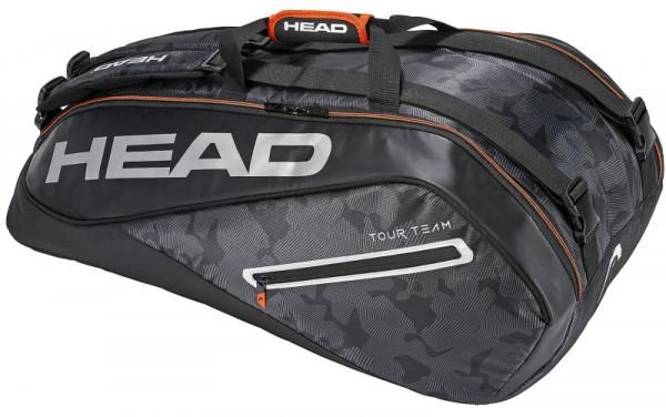 Head Tour Team 9R Supercombi - black/silver