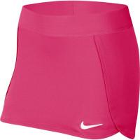 Spódniczka dziewczęca Nike Court Skirt STR - vivid pink/white