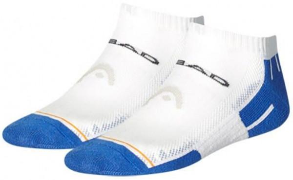 Tenisa zeķes Head Performance Sneaker - 2 pary/blue combo