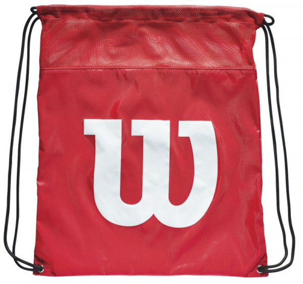 Tenisa apavu apvalks Wilson Cinch Bag - red