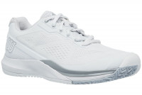 Damskie buty tenisowe Wilson Rush Pro 3.5 W - white/white/pearl blue
