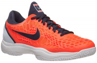 Nike Air Zoom Cage 3 - hyper crimson/gridiron/white