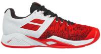 Męskie buty tenisowe Babolat Propulse Blast Clay Men - cherry tomato/white