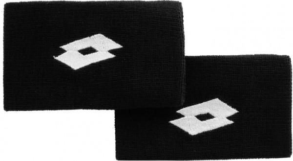 Lotto Ace II Wristband - black/white