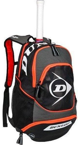 Dunlop Performance Backpack - black/grey/red
