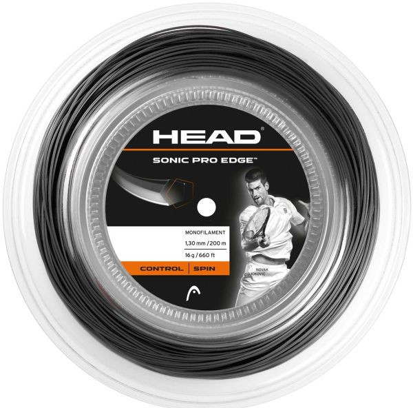 Tennis String Head Sonic Pro Edge (200 m)