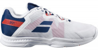 Teniso batai vyrams Babolat SFX3 All Court Men - white/estate blue