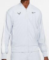 Męska kurtka tenisowa Nike Court Rafa Jacket - sky grey/gridiron