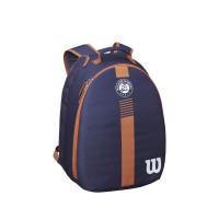Plecak tenisowy Wilson Roland Garros Youth Backpack - navy/clay
