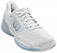 Damskie buty tenisowe Wilson Rush Pro 2.5 W - white/pearl blue/cashmere blue