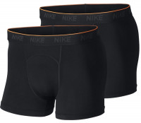 Męskie bokserki sportowe Nike Brief Boxer 2Pack - black
