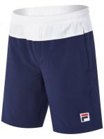 Męskie spodenki tenisowe Fila Shorts Lasse M - peacoat blue/white
