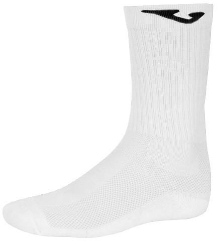 Tennisesokid  Joma Large Sock - 1 para/white