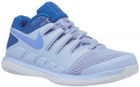 Damskie buty tenisowe Nike WMNS Air Zoom Vapor X - royal tint/royal pulse/white