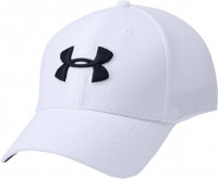 Under Armour Blitzing 3.0 Cap Men - white