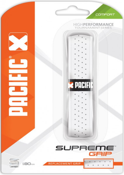Pacific Supreme Grip (1 szt.) - white