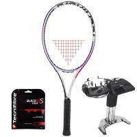 Rakieta tenisowa Tecnifibre TFight 315 XTC + naciąg + usługa serwisowa