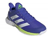 Muške tenisice Adidas Adizero Ubersonic 4 M - sonic ink/white/signal green
