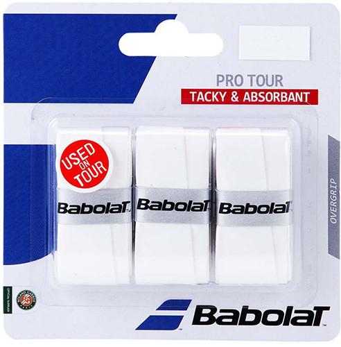 Babolat Pro Tour (3 szt.) - white