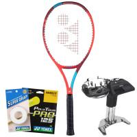 Rakieta tenisowa Yonex VCORE 100 (300g) - tango red + naciąg + usługa serwisowa