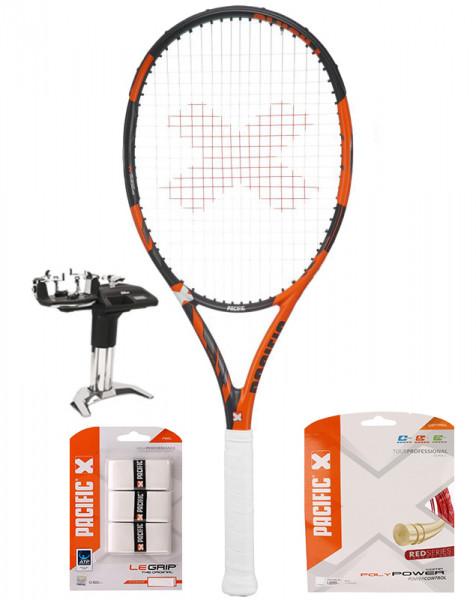 Rakieta tenisowa Pacific BXT X Fast Pro + naciąg + usługa serwisowa