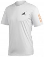 Męski T-Shirt Adidas Club C/B Tee M - amber tint/grey six
