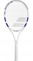 Tenisa rakete Babolat Evoke 105 Wimbledon - white/purple
