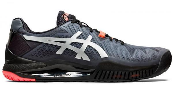 Męskie buty tenisowe Asics Gel-Resolution 8 L.E. Men - black/sunrise red