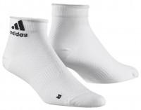 Skarpety tenisowe Adidas Adizero T Ankle 1pp - 1 para/white