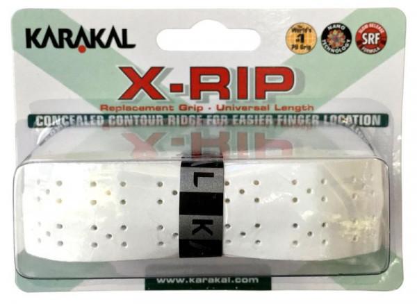Grip zamjenski Karakal X-Rip Grip (1 szt.) - white