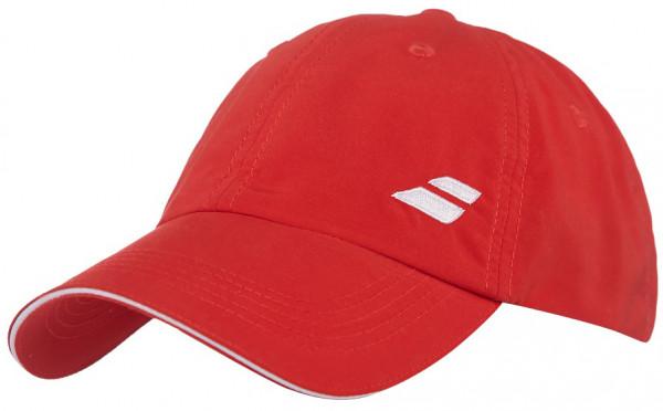 Babolat Basic Logo Cap Junior - red