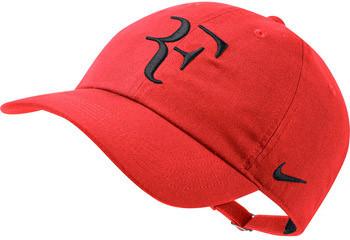Nike RF U Aerobill H86 Cap - habanero red/black