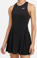 Tenisa kleita sievietēm Nike Court Dri-Fit Advantage Dress W - black/white
