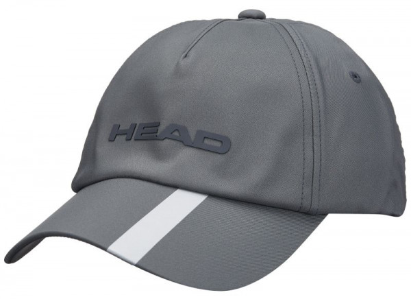 Teniso kepurė Head Performance Cap - anthracite