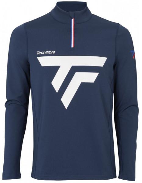 Męska bluza tenisowa Tecnifibre Thermo Sweater - marine