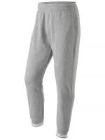 Męskie spodnie tenisowe Wilson M Team II Jogger - heather grey